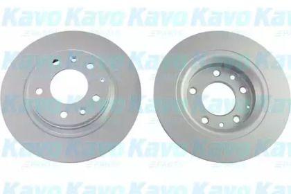 Тормозной диск на MAZDA PREMACY 'KAVO PARTS BR-4756-C'.