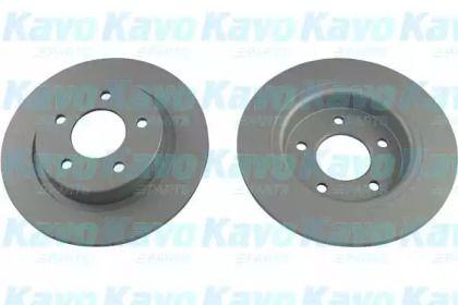 Тормозной диск на Мазда 5 'KAVO PARTS BR-4765-C'.