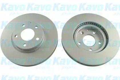 Вентильований гальмівний диск на Мазда СХ5 KAVO PARTS BR-4791-C.