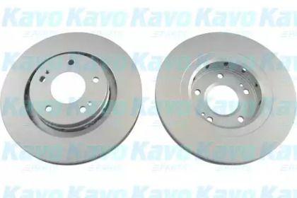Вентилируемый тормозной диск на PEUGEOT 4007 'KAVO PARTS BR-5762-C'.