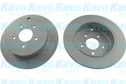 Тормозной диск на MITSUBISHI GRANDIS 'KAVO PARTS BR-5768-C'.