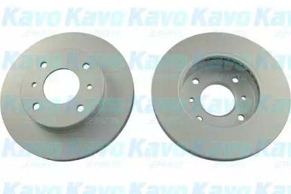Вентилируемый тормозной диск на NISSAN ALMERA CLASSIC 'KAVO PARTS BR-6729-C'.