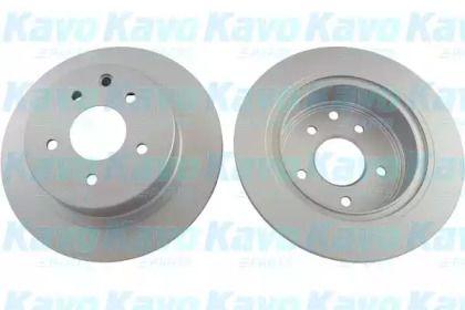 Тормозной диск на Ниссан Кашкай 'KAVO PARTS BR-6796-C'.