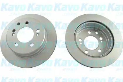 Вентилируемый тормозной диск на SSANGYONG RODIUS 'KAVO PARTS BR-7707-C'.