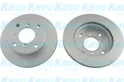 Вентилируемый тормозной диск на SUZUKI ALTO 'KAVO PARTS BR-8223-C'.