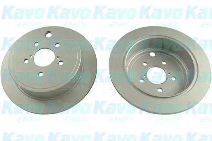 Тормозной диск на Субару Импреза 'KAVO PARTS BR-8226-C'.