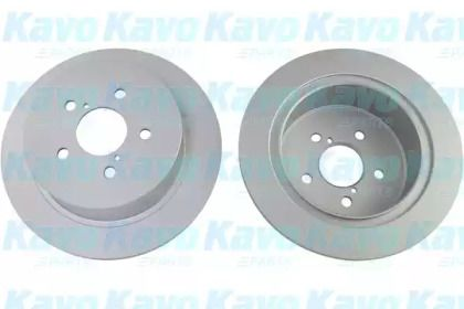 Тормозной диск на SUBARU OUTBACK 'KAVO PARTS BR-8227-C'.