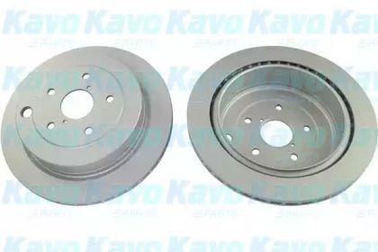 Вентилируемый тормозной диск на SUBARU TRIBECA 'KAVO PARTS BR-8233-C'.
