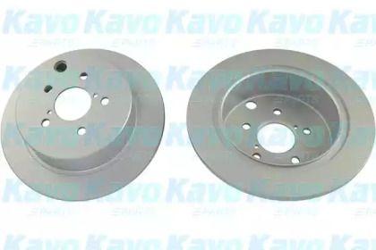 Тормозной диск на Субару ХВ 'KAVO PARTS BR-8235-C'.
