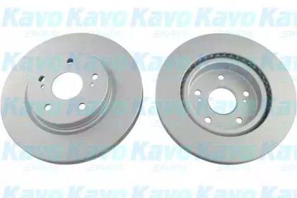 Вентилируемый тормозной диск на Сузуки Гранд Витара 'KAVO PARTS BR-8722-C'.