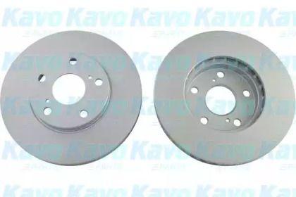 Вентилируемый тормозной диск на LEXUS ES 'KAVO PARTS BR-9357-C'.