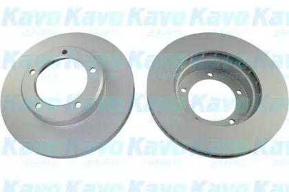Вентилируемый тормозной диск на Лексус ЛХ 'KAVO PARTS BR-9397-C'.