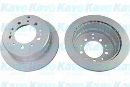 Вентилируемый тормозной диск на LEXUS LX 'KAVO PARTS BR-9398-C'.
