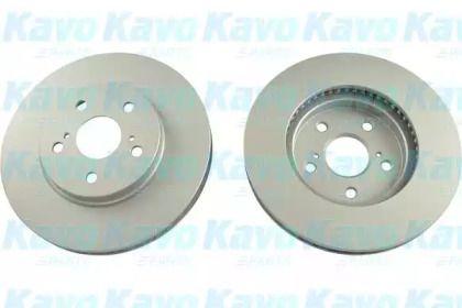 Вентилируемый тормозной диск на Лексус ЕС 'KAVO PARTS BR-9405-C'.