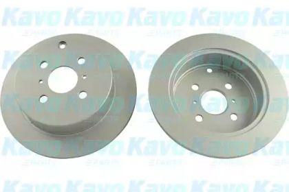 Тормозной диск на Тайота Приус 'KAVO PARTS BR-9408-C'.