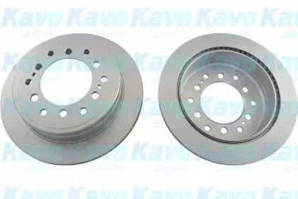Вентилируемый тормозной диск на Тайота Ленд Крузер Прадо 'KAVO PARTS BR-9413-C'.