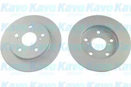 Тормозной диск на Тайота Аурис 'KAVO PARTS BR-9452-C'.