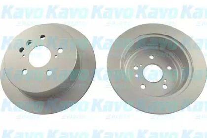 Тормозной диск на TOYOTA HARRIER 'KAVO PARTS BR-9458-C'.