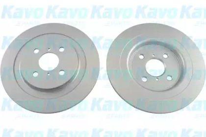 Тормозной диск на TOYOTA YARIS 'KAVO PARTS BR-9461-C'.