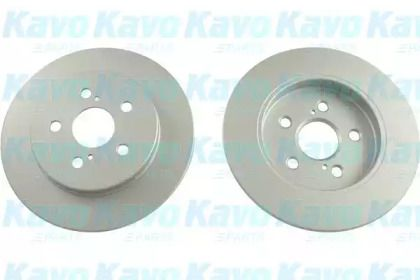 Тормозной диск на TOYOTA PRIUS 'KAVO PARTS BR-9484-C'.