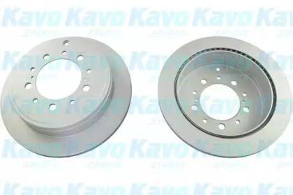 Вентилируемый тормозной диск на LEXUS LX 'KAVO PARTS BR-9487-C'.