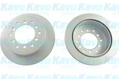 Вентилируемый тормозной диск на Тайота Фж Крузер 'KAVO PARTS BR-9508-C'.