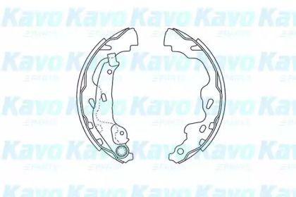 Барабанні гальмівні колодки KAVO PARTS BS-9933.