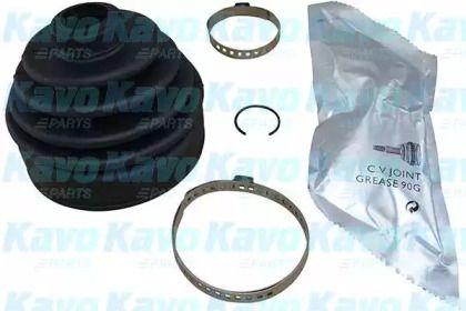 Комплект пильовика ШРУСа на MAZDA MX-6 'KAVO PARTS CVB-4510'.