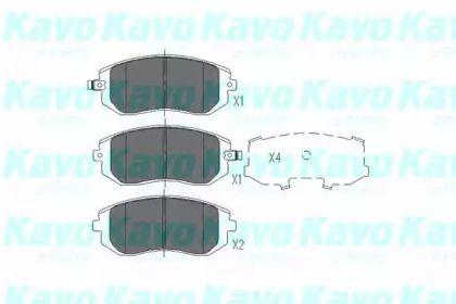 KAVO PARTS KBP-8004