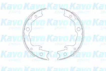 Барабанні гальмівні колодки KAVO PARTS KBS-7403.