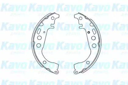 Барабанні гальмівні колодки KAVO PARTS KBS-9904.