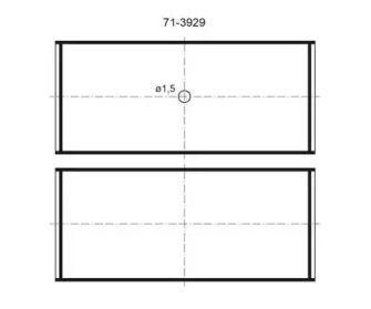 GLYCO 71-3929/4 STD