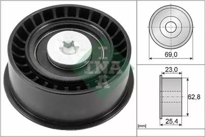Обводной ролик ГРМ INA 532 0033 10.