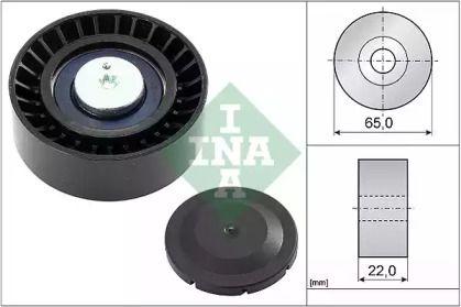 Ролик ремня генератора 'INA 532 0639 10'.