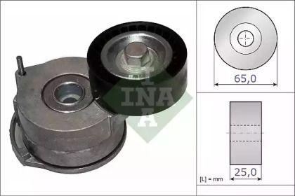 Натяжитель ремня генератора 'INA 534 0369 10'.