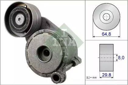 Натягувач ременя генератора на Mercedes-Benz W213 INA 534 0506 10.