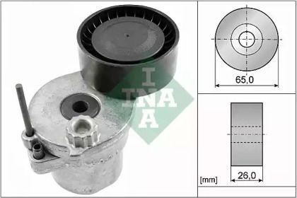 Натягувач ременя генератора на Mercedes-Benz GLC  INA 534 0570 10.