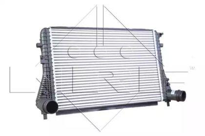 Интеркулер на SKODA OCTAVIA A5 'NRF 30316'.