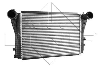 Интеркулер на SKODA OCTAVIA A5 'NRF 30454'.