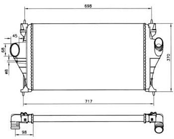 Інтеркулер 'NRF 30828'.