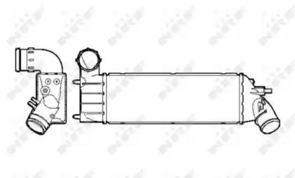 Интеркулер 'NRF 30853'.