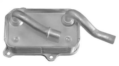 Масляний радіатор на Mercedes-Benz W211 NRF 31182.