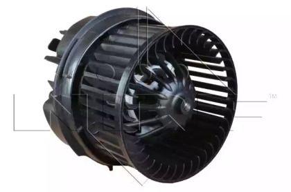 Вентилятор печки на CITROEN C3 'NRF 34017'.