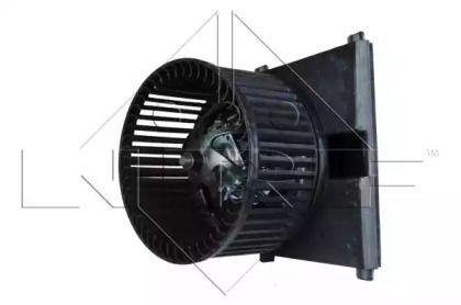 Вентилятор печки на SEAT LEON NRF 34066.