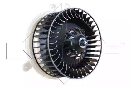 Вентилятор пічки на Мерседес W210 NRF 34082.