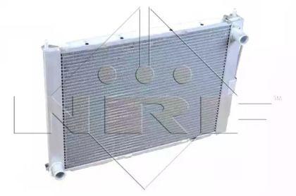 Радиатор кондиционера 'NRF 350056'.