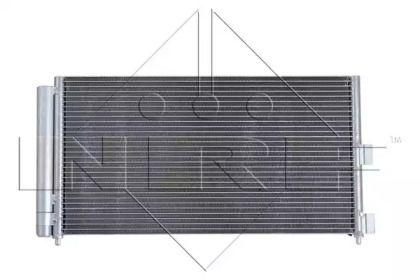 Радіатор кондиціонера 'NRF 35500'.