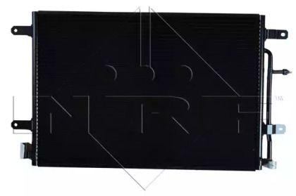 Радіатор кондиціонера NRF 35560.