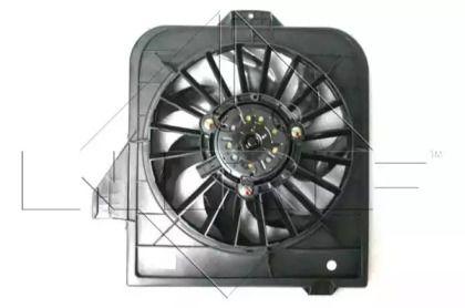 Вентилятор охлаждения радиатора 'NRF 47032'.