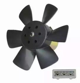 Вентилятор охлаждения радиатора на Фольксваген Пассат 'NRF 47429'.